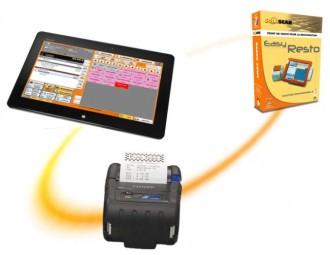 Tablette prise de commande restaurant - Devis sur Techni-Contact.com - 1
