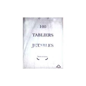 Tablier jetable transparent - Devis sur Techni-Contact.com - 1