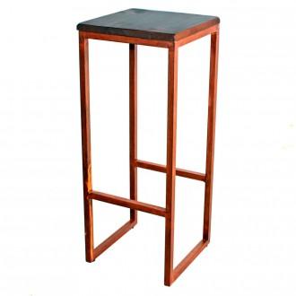 Tabouret bois et métal - Devis sur Techni-Contact.com - 24