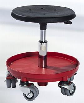 Tabouret d'atelier à roulettes - Devis sur Techni-Contact.com - 1