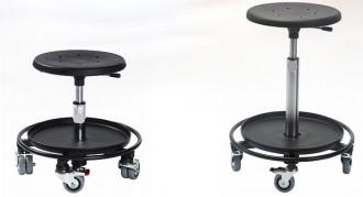 Tabouret d'atelier roulant - Devis sur Techni-Contact.com - 1