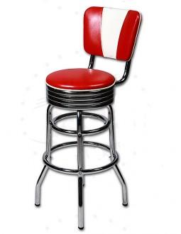 Tabouret de bar Américain - Devis sur Techni-Contact.com - 3