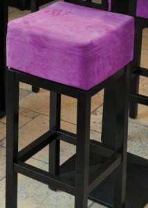 Tabouret de bar en bois H 80 cm - Devis sur Techni-Contact.com - 2
