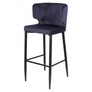 Tabouret de bar en velours - Devis sur Techni-Contact.com - 10