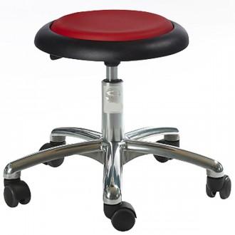 Tabouret ergonomique télescopique à hauteur réglable - Devis sur Techni-Contact.com - 1