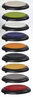 Tabouret ergonomique télescopique avec dossier - Devis sur Techni-Contact.com - 2