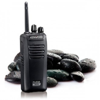 Talkie Walkie Kenwood TK-3401D - Devis sur Techni-Contact.com - 1