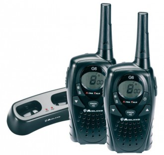 Talkie walkie midland avec fonction Vox - Devis sur Techni-Contact.com - 1