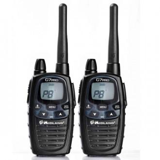 Talkie Walkie Midland G7L PRO - Devis sur Techni-Contact.com - 1