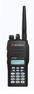 Talkie-walkie Motorola GP380 - Devis sur Techni-Contact.com - 1