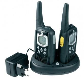 Talkie walkie motorola professionnel robuste - Devis sur Techni-Contact.com - 2