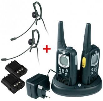 Talkie walkie motorola professionnel robuste - Devis sur Techni-Contact.com - 3