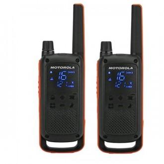 Talkie Walkie Motorola T82 - Devis sur Techni-Contact.com - 1
