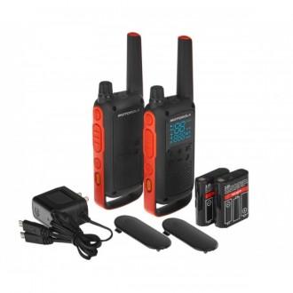 Talkie Walkie Motorola T82 - Devis sur Techni-Contact.com - 3