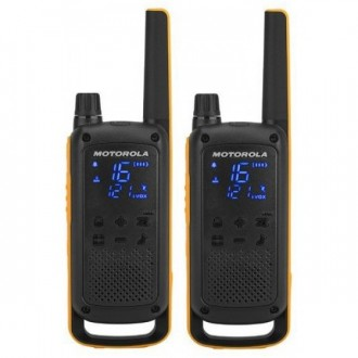 Talkie Walkie Motorola T82 Extreme - Devis sur Techni-Contact.com - 1
