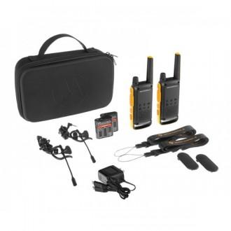Talkie Walkie Motorola T82 Extreme - Devis sur Techni-Contact.com - 2