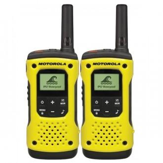Talkie Walkie Motorola T92 H2O - Devis sur Techni-Contact.com - 1