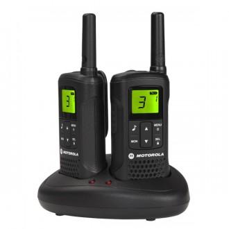 Talkie walkie Motorola TLKR T60 - Devis sur Techni-Contact.com - 2