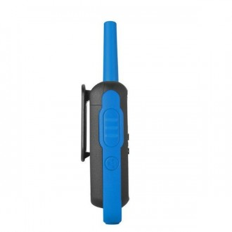 Talkie walkie Motorola TLKR T62 - Bleu - Devis sur Techni-Contact.com - 2
