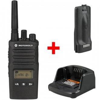 Talkie walkie Motorola XT460 - Devis sur Techni-Contact.com - 1