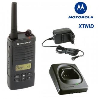 Talkie-Walkie Motorola XTNiD avec afficheur - Devis sur Techni-Contact.com - 1