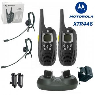 Talkie-Walkie Motorola XTR446 fonctions multiples - Devis sur Techni-Contact.com - 1