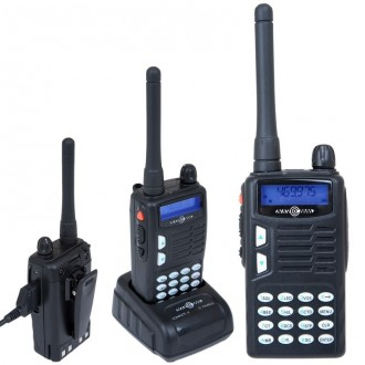 Talkie-walkie VHF aéroportuaire - Devis sur Techni-Contact.com - 1