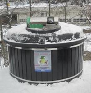Contrôle d'accès pour Bio déchets - Devis sur Techni-Contact.com - 3