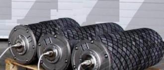 Tambour moteur DRUMO type LA LB LR - Devis sur Techni-Contact.com - 1