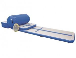 Tapis AirTrack gonflable pour entraînement gym - Devis sur Techni-Contact.com - 1