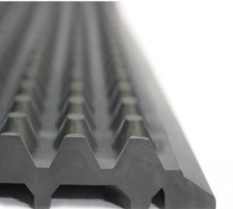 Tapis antifatigue avec reliefs coniques - Devis sur Techni-Contact.com - 1