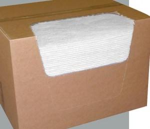 Tapis d'absorption à double épaisseur avec film étanche  - Devis sur Techni-Contact.com - 2