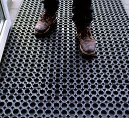Tapis de sol industriel epaisseur 23 mm - Tapis de ...