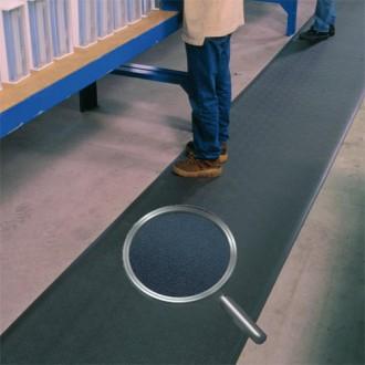Tapis de sol industriel epaisseur 9,4 mm - Devis sur Techni-Contact.com - 1