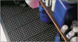 Tapis ergonomique pour l'industrie - Devis sur Techni-Contact.com - 1