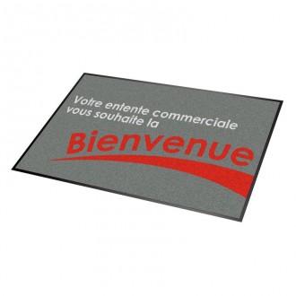 Tapis logo anti poussière - Devis sur Techni-Contact.com - 1