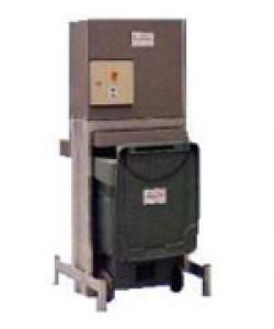 Tasseur de déchets pour conteneur 240 à 340 litres - Devis sur Techni-Contact.com - 1