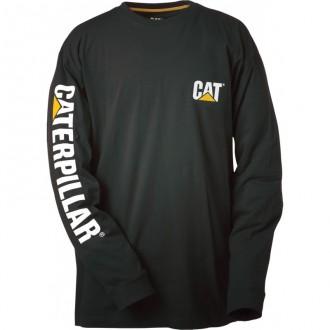 Tee shirt Caterpillar manches longues - Devis sur Techni-Contact.com - 1