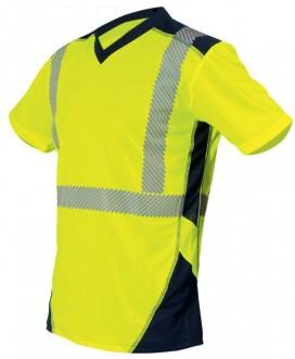 Tee-shirt de signalisation - Devis sur Techni-Contact.com - 1