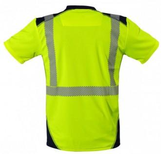 Tee-shirt de signalisation - Devis sur Techni-Contact.com - 2