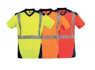 Tee-shirt de signalisation - Devis sur Techni-Contact.com - 3