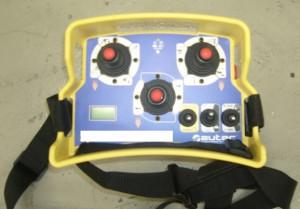 Télécommande pour grues électriques - Devis sur Techni-Contact.com - 2