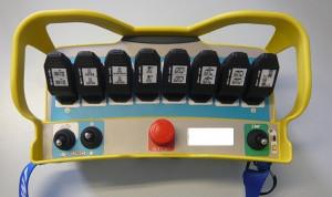 Télécommande pour grues électriques - Devis sur Techni-Contact.com - 5