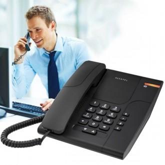 Téléphone Alcatel Temporis 180 (noir) - Devis sur Techni-Contact.com - 1
