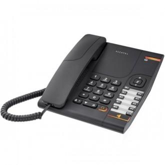 Téléphone Alcatel Temporis 380 Noir - Devis sur Techni-Contact.com - 1
