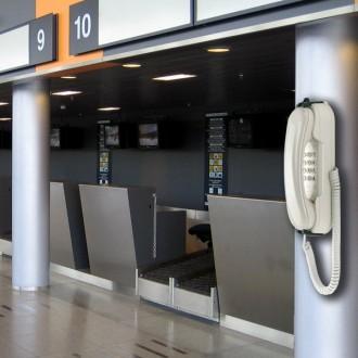 Téléphone Depaepe HD2000 avec clavier ivoire - Devis sur Techni-Contact.com - 2