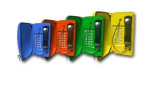 Téléphone endurci avec porte  - Devis sur Techni-Contact.com - 1