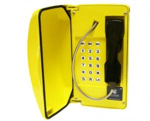 Téléphone endurci avec porte  - Devis sur Techni-Contact.com - 2