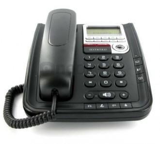 Téléphone filaire Alcatel avec haut-parleur - Devis sur Techni-Contact.com - 3