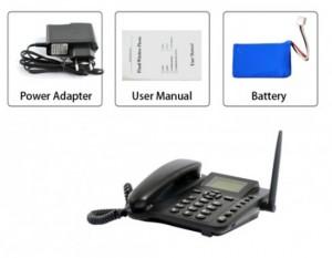 Téléphone filaire GSM - Devis sur Techni-Contact.com - 3